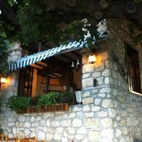 Photo taken at Plakamoto by Irina B. on 7/14/2012