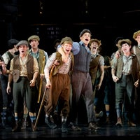 Photo taken at Nederlander Theatre by Disney Theatrical Productions on 12/11/2011