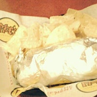 Photo taken at Moe's Southwest Grill by Markquis M. on 1/31/2012