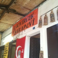 Photo taken at Kıvırcık Şarap Evi by C A. on 3/20/2011