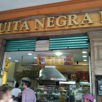 Photo taken at La Vaquita Negra Del Portal by Jose Roberto C. on 1/24/2012