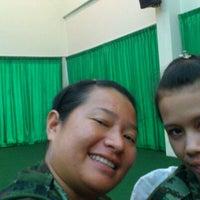 Photo taken at กองบัญชาการทัพเรือภาคที่2 by Worawan S. on 5/2/2012