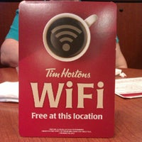 Photo taken at Tim Hortons by Mark S. on 8/10/2012