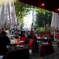 Photo taken at Café Anna Blume by A S. on 10/18/2011