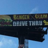 Photo taken at Burger Claim by Chris R. on 8/3/2011