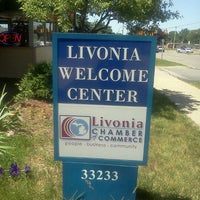 Photo taken at Livonia Chamber of Commerce by Dawnne T. on 6/14/2011