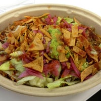 Photo taken at Mexicue Taco Truck by Dianna H. on 4/12/2012