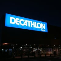 Photo taken at Decathlon by Josue A. on 6/21/2012