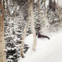 Photo taken at Aspen Highlands by Aspen Snowmass M. on 2/10/2012