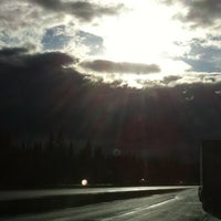 Photo taken at Highway 97C by alex d. on 4/26/2012