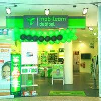 Photo taken at mobilcom-debitel by eiinfAch_nur_réka on 11/17/2011