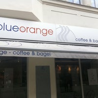 8/19/2011にGunther S.がblueorange - coffee & bagelで撮った写真