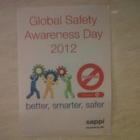 Photo taken at Sappi Europe by Christian D. on 6/6/2012