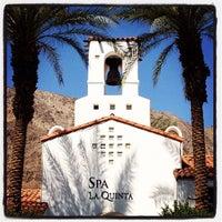 Photo taken at Spa La Quinta by Deanne B. on 4/28/2012