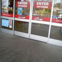 Photo taken at Lowe's Home Improvement by Sharon R. on 1/1/2012