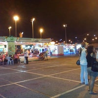 Photo taken at Feria Móstoles by Natalia S. on 9/9/2011