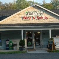 Photo taken at Oak Creek Wine & Spirits by Randy R. on 2/24/2011