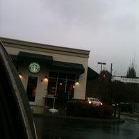 Photo taken at Starbucks by Jones D. on 1/21/2012
