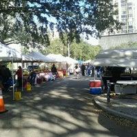 Photo taken at Saturday Morning Market by Joe E. on 1/14/2012