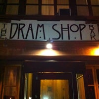 Photo taken at The Dram Shop by Ryan K. on 3/6/2011