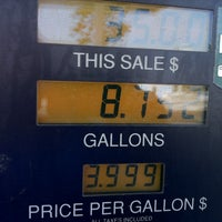 Photo taken at Shell by Rick R. on 3/7/2012