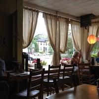 Photo taken at Corner Cafe by Emily C. on 9/4/2012