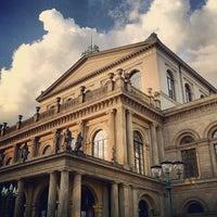 Das Foto wurde bei Opernplatz von Maria H. am 8/6/2012 aufgenommen