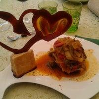 Photo taken at Restaurante La Sabina by Loida on 7/28/2012
