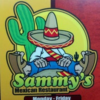 Photo taken at Sammy's Mexican Restaurant #2 by Tim P. on 5/9/2012