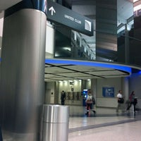 Photo taken at Terminal E by Ksenia N. on 12/24/2011