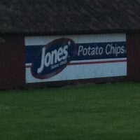 Photo taken at Jones Potato Chip Sign by Shannon on 6/24/2012