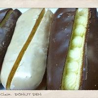 Photo taken at Donut Den by Donut D. on 2/1/2012