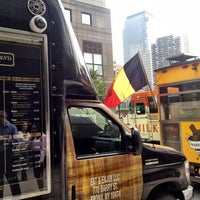 Photo taken at Food Truck Court by Larry on 8/22/2012