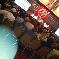 Photo taken at Metcalf Ballroom by Kenneth E. on 9/1/2011