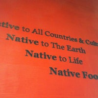 Photo taken at Native Foods by Rok I. on 8/18/2012