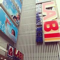 11/9/2011にDaisuke M.がヤマダ電機 LABI新宿東口館で撮った写真