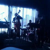 Photo taken at Jazzbah by luke d. on 12/11/2011