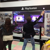 Photo taken at Sony Store by Eduardo e. on 2/25/2012