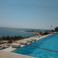 Photo taken at Thraki Palace Hotel & Conference Center by george k. on 9/8/2012