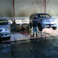 Photo taken at Cikopo Car Wash by Adhitia D. on 8/7/2012