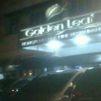 Photo taken at Golden Leaf Hong Kong Fine Dine by Mx R. on 2/27/2012