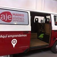 Foto tomada en garAJE Madrid por Fabian P. el 5/23/2012