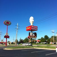 Photo taken at Andy's Frozen Custard by Courtney L. on 9/10/2012