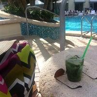 Photo taken at Loews Miami Beach Pool by Steve O. on 3/21/2012