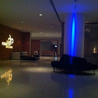 Photo taken at Le Méridien Atlanta Perimeter Hotel by Blake H. on 2/25/2012