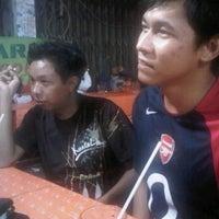 Photo taken at Nasi Goreng Pak Arif by Joseph H. on 10/3/2011