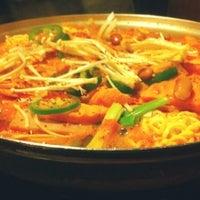 Photo taken at Soju Bang by Jayme V. on 10/29/2011
