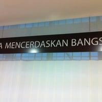 Photo taken at Badan Pusat Statistik RI by putri r. on 4/20/2012
