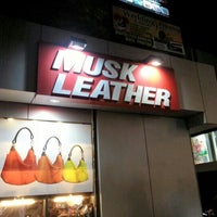 Photo taken at Musk Leather by Jayesh S. on 6/12/2012