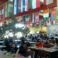 Photo taken at City College: Cafeteria by Mariana A. on 9/21/2011